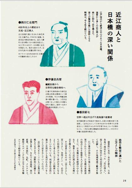 shiraokanako 白尾可奈子 滋賀_近江商人
